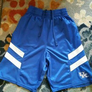 Mens kentucky uk basketball shorts medium